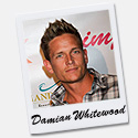 Book Damian Whitewood