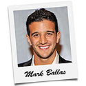 Book Mark Ballas