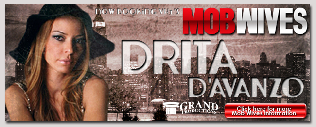 book a celebrity drita d'avanzo event