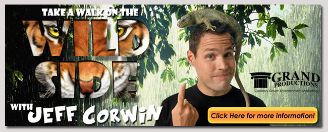 book a celebrity jeff corwin event