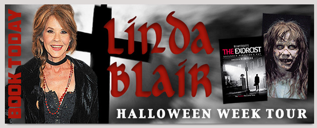 book Linda Blair event