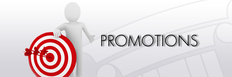 Celebrity Booking Agency Promotions